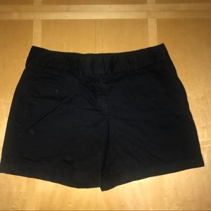 The Loft Black Shorts
